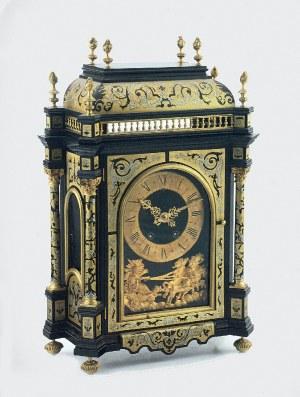 """Zegar kominkowy, szafkowy, typu """"religieuse"""""""
