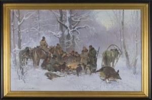 Czesław Wasilewski, Po polowaniu