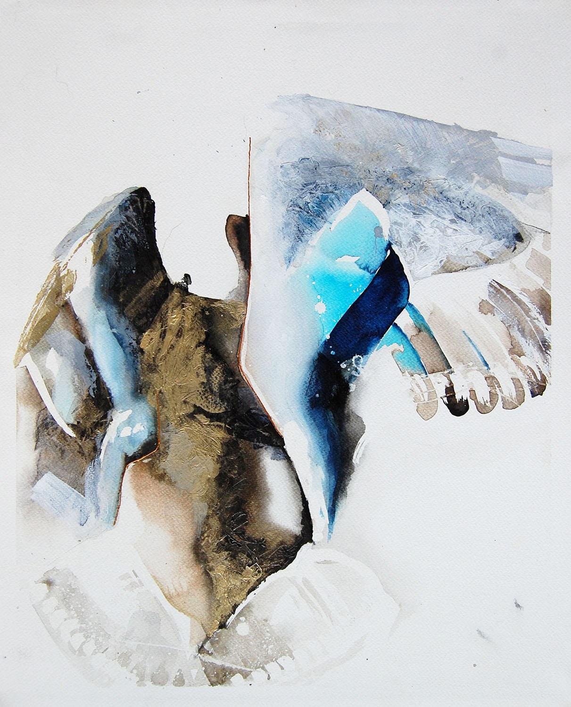 Sylwia Zdzichowska, Aquarelle 7997, 2017