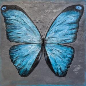 Marta Tymińska, Motyl, 2018