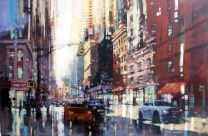 Piotr Zawadzki, Szumy miasta – NYC królestwo słońca #27, 2018