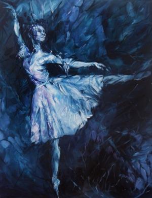 Krystyna Róż - Pasek, Taniec XV