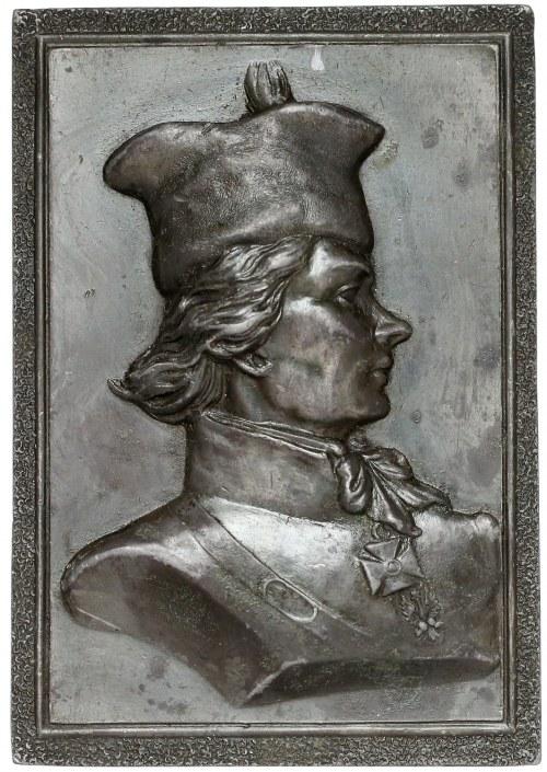 Plakieta Tadeusz Kościuszko (PELIKAN) - piękna i RZADKA