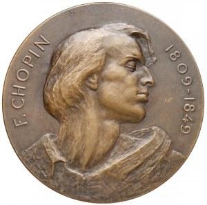 Medal, Fryderyk Chopin 1926