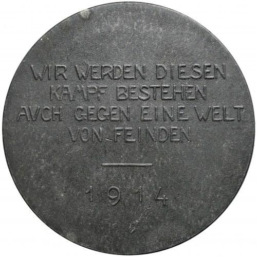 Niemcy, Prusy, Wilhelm II, Będziemy walczyć... 1914