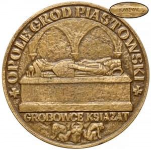 Medal Dni Opola 1957 - z puncą NUMIZMAT - bardzo rzadki