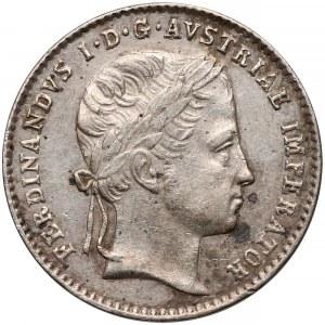 Austria, Ferdynand I, Żeton koronacyjny, Praga 1836