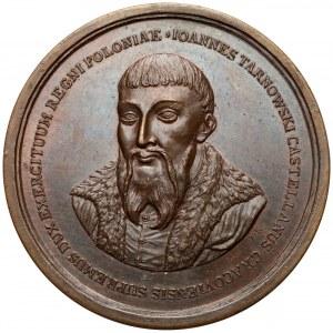 Medal Suita Sołtyka - Jan Tarnowski - bardzo rzadki
