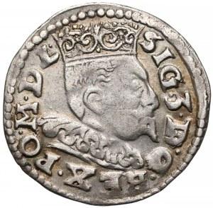 Zygmunt III Waza, Trojak Lublin 1596