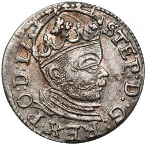 Stefan Batory, Trojak Ryga 1583