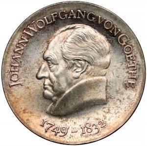 Niemcy, DDR, 20 marek 1969 - Goethe