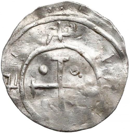 Mieszko II, Denar (1013-1025) - rzadkość