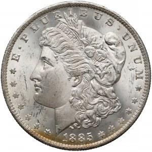 USA, Dolar 1885-O, Nowy Orlean - Morgan Dollar