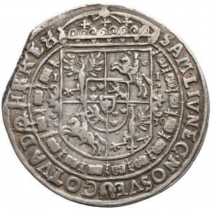 Zygmunt III Waza, Talar Bydgoszcz 1630 II - szarfa
