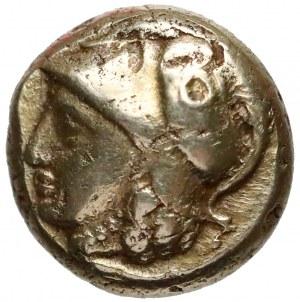 Grecja, Jonia, Fokaja, Hekte (387-326pne)