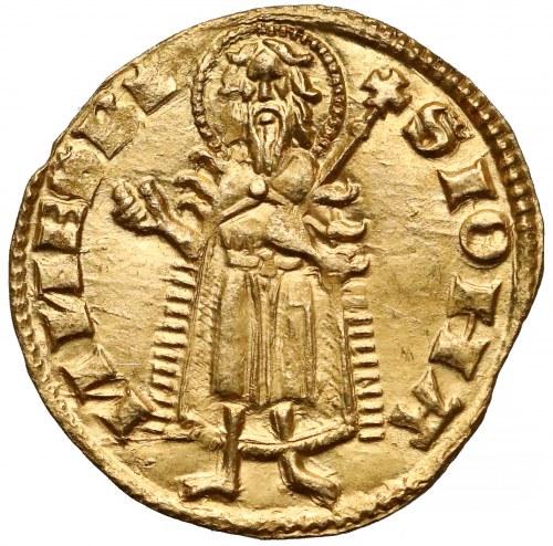 Ludwik Andegaweński, Goldgulden (1342-1353) - b. ładny