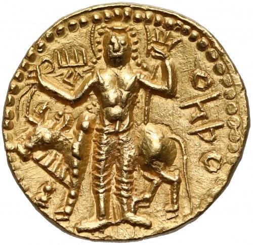 Królestwo Kuszan, Vasudeva II (267-300?), Złoty Stater