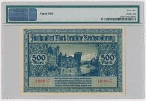 Gdańsk 500 marek 1922 - PMG 64