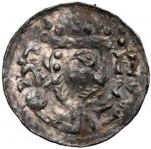 Niemcy, Bawaria, Ratyzbona, Henryk II (1002-1024), Denar