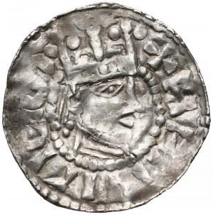 Niemcy, Szwabia, Esslingen, Henryk II (1002-1024), Denar