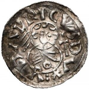 Czechy, Udalryk 1012-1034, Praga, Denar