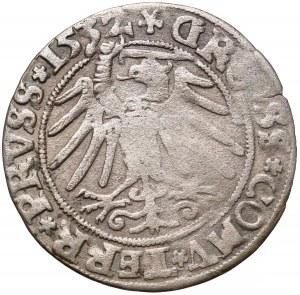 Zygmunt I Stary, Grosz Toruń 1532 - RREX