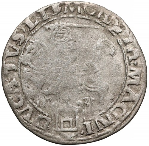 Zygmunt I Stary, Grosz Wilno 1535 - listopad - litera N