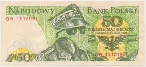 Solidarność, 50 groszy 1982