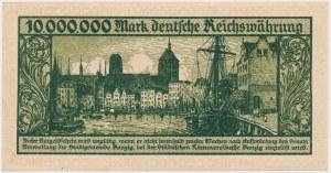 Gdańsk 10 mln marek 1923 - A