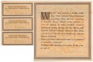 Bilet Skarbowy, Serja I AH 1.000 mkp 1920