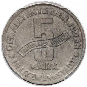 Getto Łódź, 5 marek 1943 Mg - odm.2/2