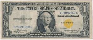 USA, 1 dollar 1935, Silver Certificate
