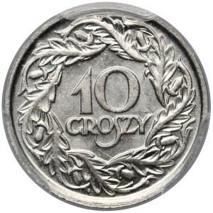 10 groszy 1923 - PCGS MS64
