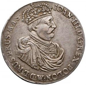 Jan III Sobieski, TALAR Gdańsk 1685 DL - RZADKOŚĆ