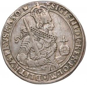 Zygmunt III Waza, Talar Bydgoszcz 1630 II - kokarda - ładny