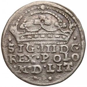 Zygmunt III Waza, Grosz Kraków 1608 - kule