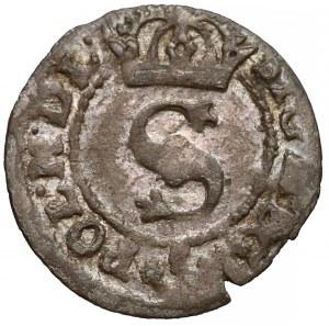 Zygmunt III Waza, Szeląg Bydgoszcz 1623 - SolidVS