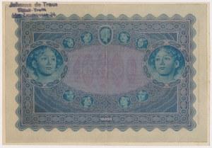 Austria, 10.000 Kronen = 3000 Kronen ND