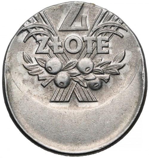 Destrukt 2 złote 1960 - EFEKTOWNE niecentryczne bicie