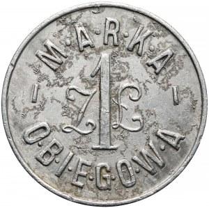 Białystok, 10 Pułk Ułanów Litewskich - 1 złoty
