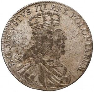 August III Sas, Tymf Lipsk 1753 - T