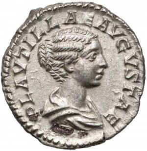 Cesarstwo, Plautilla (żona Karakalli) Denar Rzym (202-205) - PROPAGO