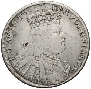 August III Sas, Talar Lipsk 1754 EDC -