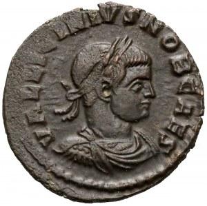 Licyniusz II, Follis Arles (318) - Jowisz