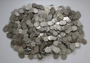 IIRP 50 groszy 1923 pakiet 4,83 kg (około 970 monet)