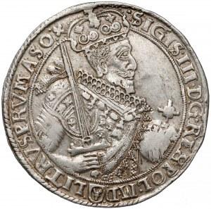 Zygmunt III Waza, Talar Bydgoszcz 1630 II - szeroki portret - ŁADNY