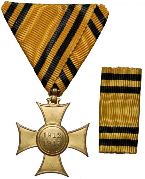 Krzyż Mobilizacyjny 1912-1913 z grawerunkiem - II./95, Foča
