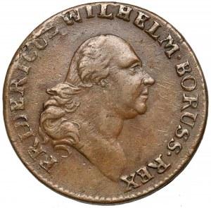 Prusy Południowe, Grosz Wrocław 1796-B - BORUSS (R3)
