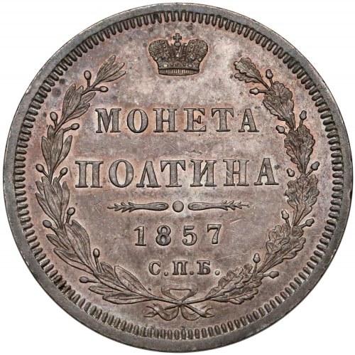 Rosja, Aleksander II, Połtina 1857 ФБ