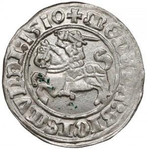 Zygmunt I Stary, Półgrosz Wilno 1510 - b. ładny